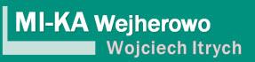 Logo MI-KA Wojciech Itrych